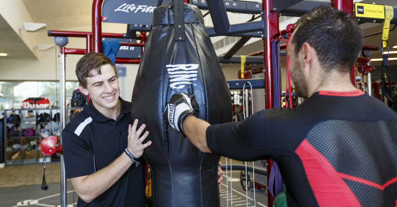 Boxercise classes perth boxing for fitness beatty park - Beatty park swimming pool opening hours ...