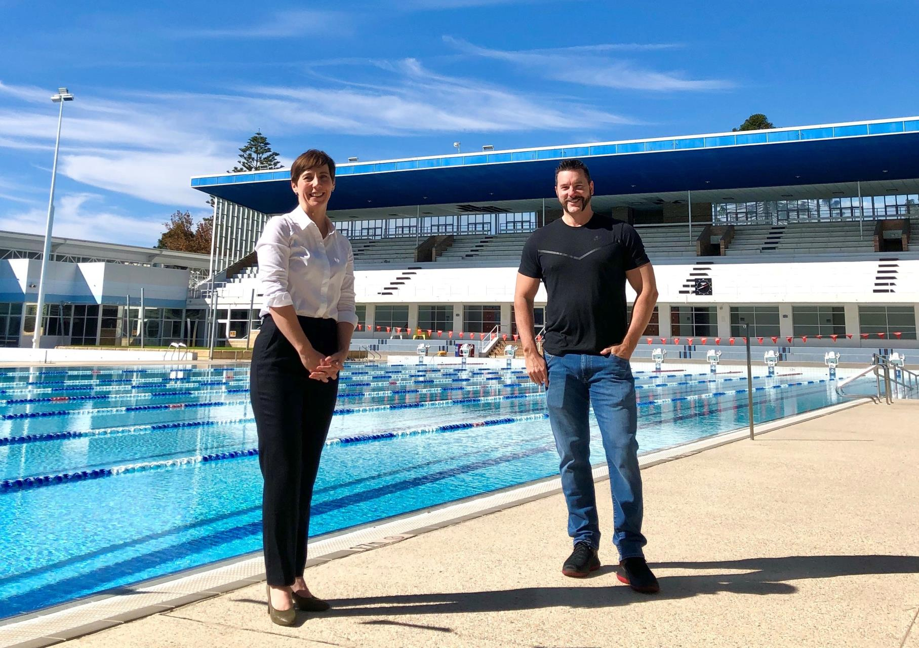 Beatty Park Pool to be Revamped