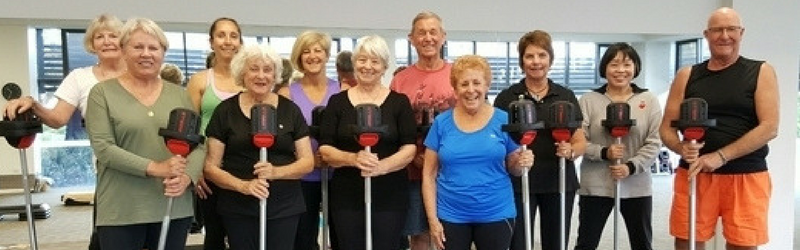 Fitness & Exercise Classes For Seniors Perth | Enrol Now - Beatty Park