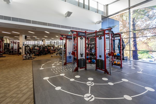 Beatty Park Facilities - Functional training rig in Gym