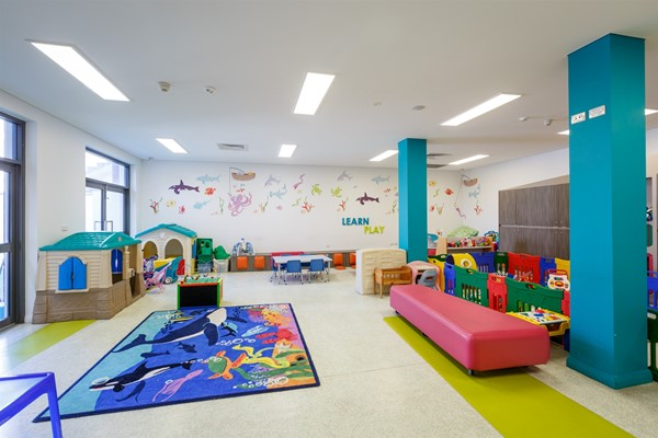 Beatty Park Facilities - Creche