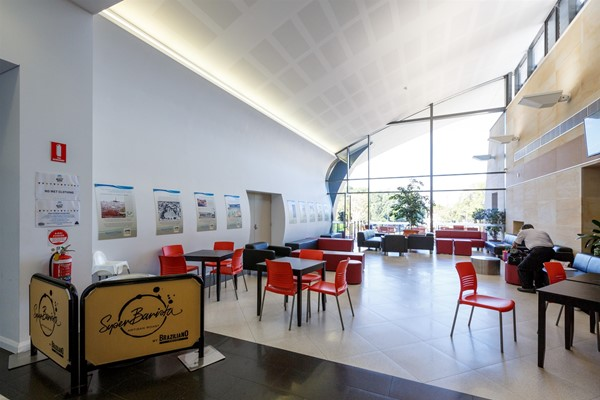 Beatty Park Facilities - Lounge Cafe