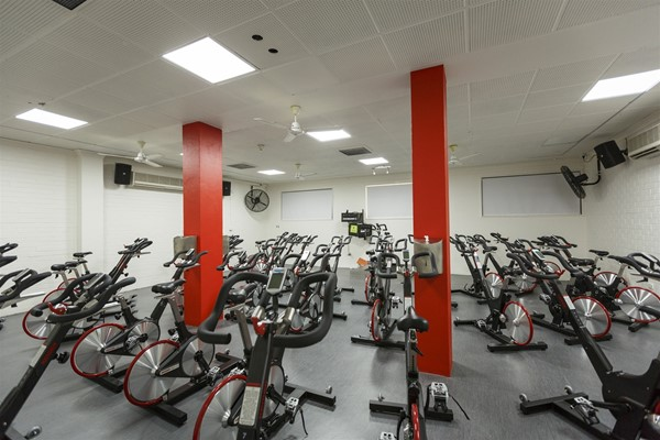 Beatty Park Facilities - Indoor Cycling Studio