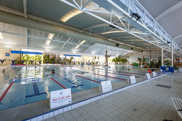 Beatty Park Facilities - Indoor pools