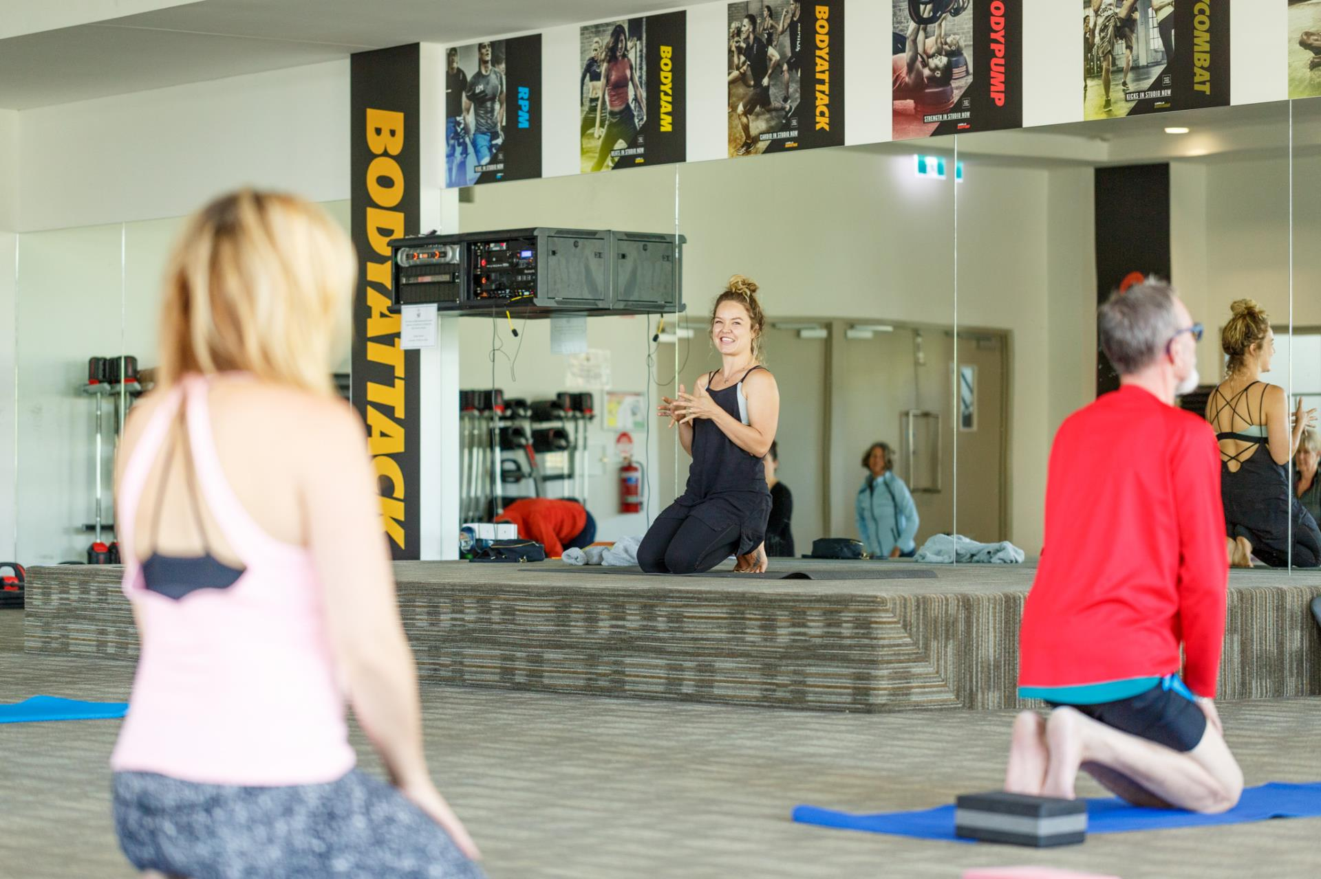 New Back to Basics Yoga Class