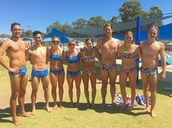 2018 Royal Life Saving WA Pool Lifeguard Challenge