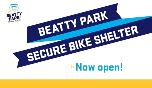 Secure bike shelter beatty park leisure centre - Beatty park swimming pool opening hours ...